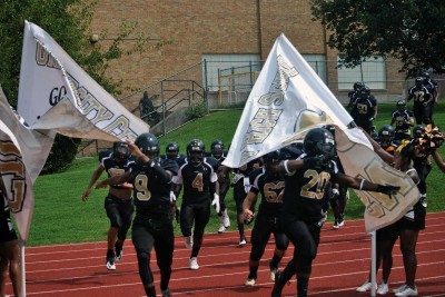 Tough schedule contributes to Homecoming loss