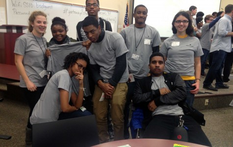 Students attend race summit