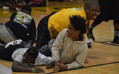 Pep rally explodes with roars of school spirit