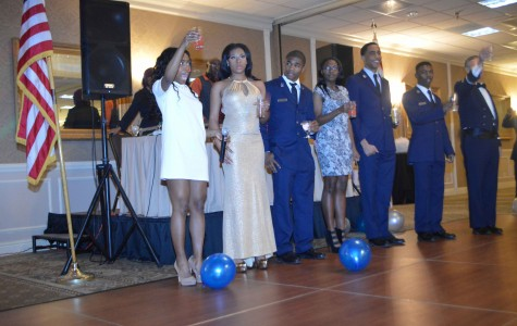 Cadets take lead in executing military ball