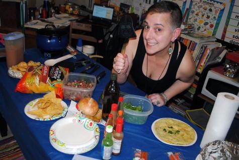 Spanish teacher uses food as teaching tool