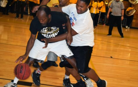 Senior Faculty Basketball Game