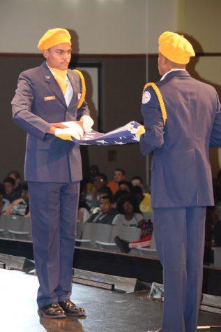 Veteran's Day assembly gets mixed reviews