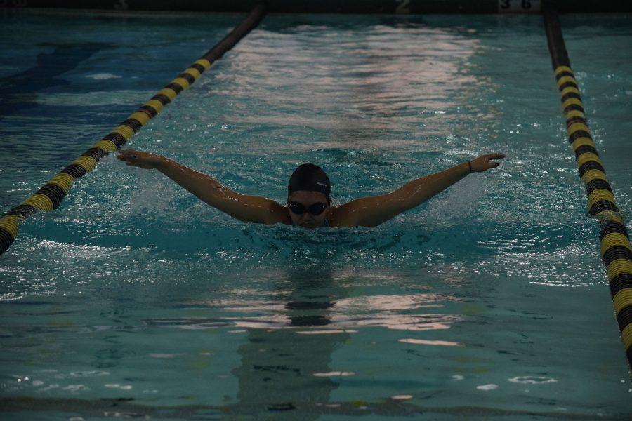 New swimmers make a splash