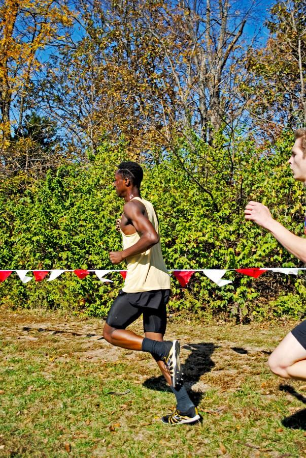 District Cross Country Meet
