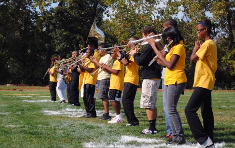 Preparation Puts Band in Spotlight