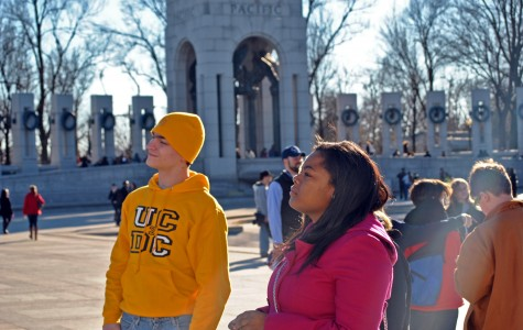 Witnessing Inauguration Inspires Students