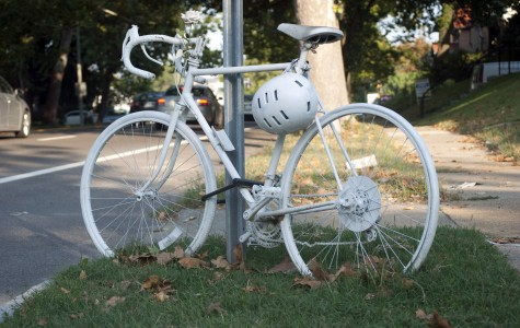 Ghost Bike Inspires Road Safety in Community