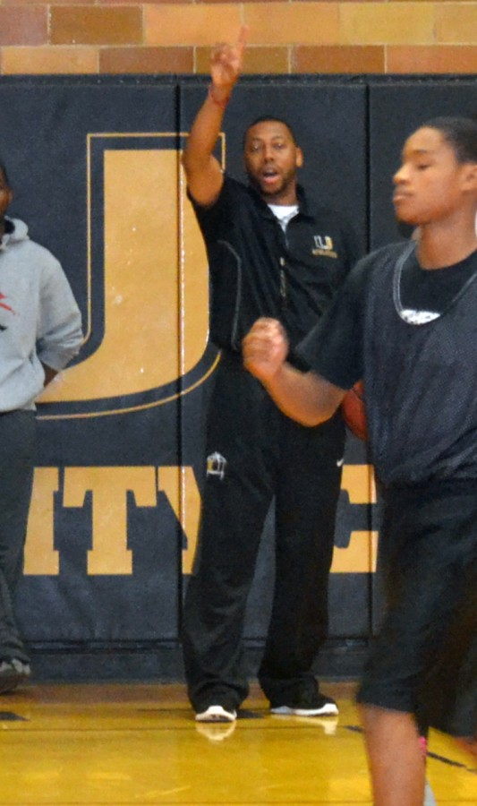 New Boys' Basketball Coach Reenergizes Program