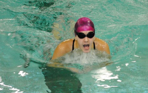 Girls Swim Team Makes Annual Trip to Cape Girardeau