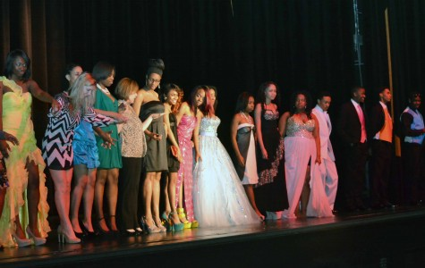 FCCLA Hosts Prom Fashion Show