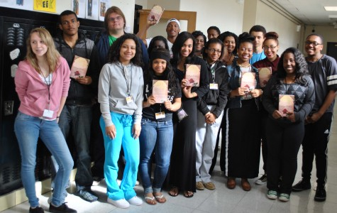 Students Meet Author After Reading His Book