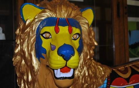 U. City Lion Shines with Pride
