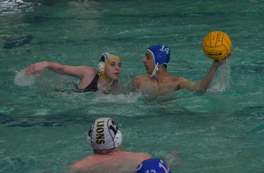 Water Polo Demands Iron Man Strength