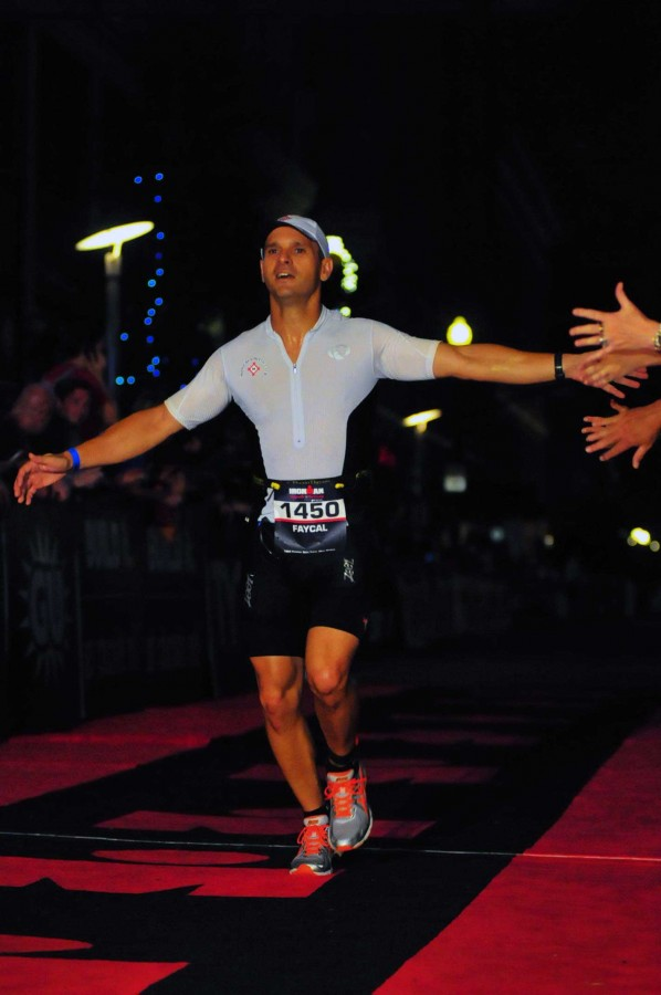 French teacher becomes ironman