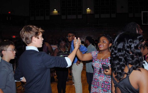 Homecoming dance draws sweet crowd