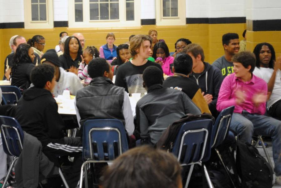 Fall sports close with banquet