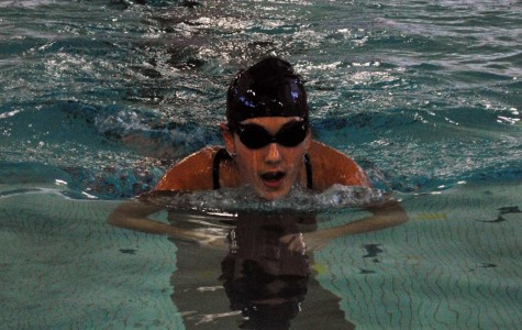 Swim team suffers from small size