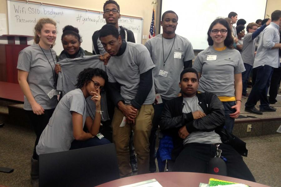 Students+attend+race+summit