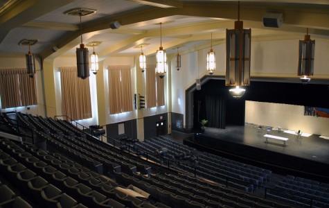 Auditorium boasts unique style, history