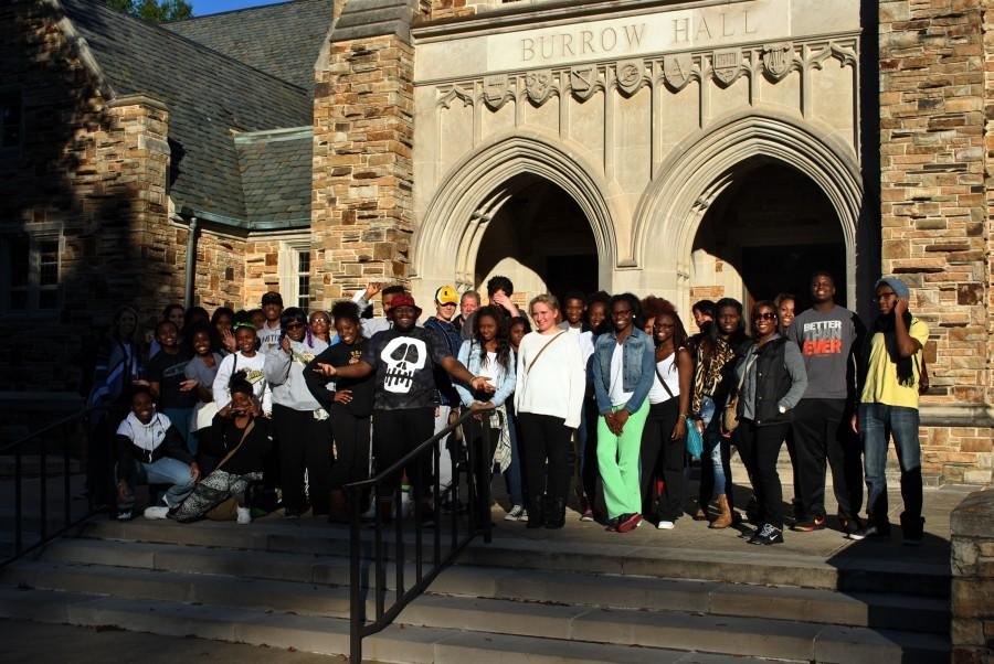 College visits impact student decisions