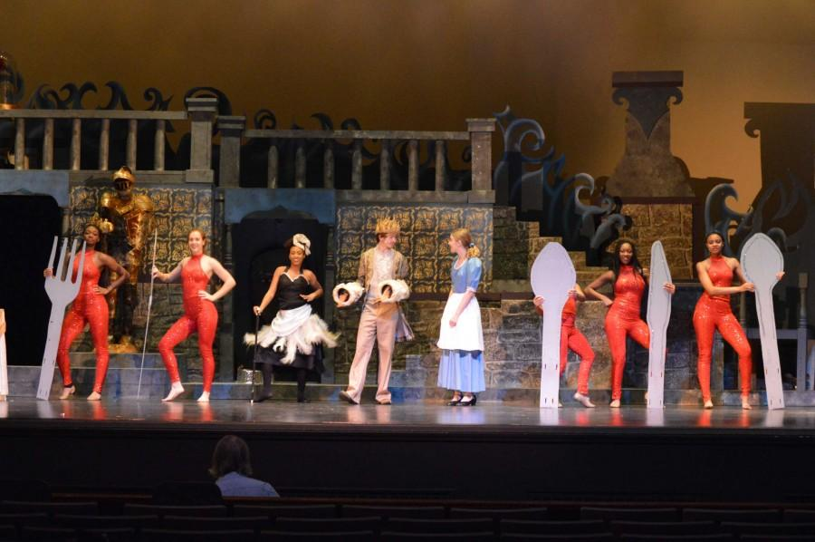 Musical cast prepares for opening night