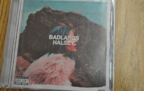Halsey, Badlands album.