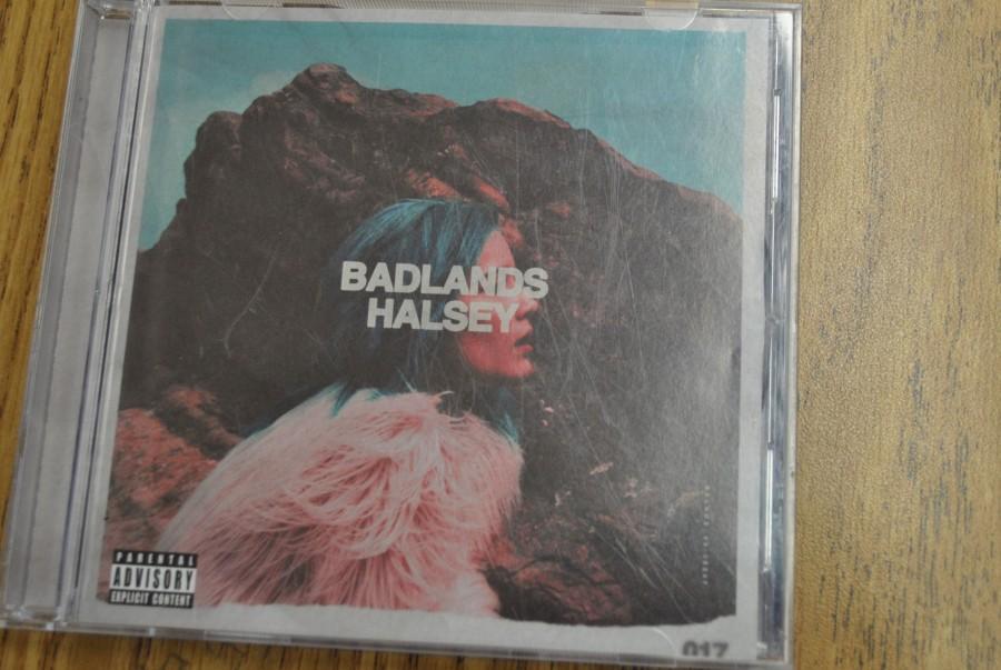 Halsey, Badlands album.