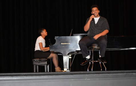 University City high school 2015 talent show