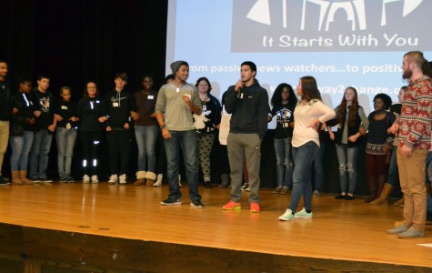 Fox, Ritenour students spend day at U. City