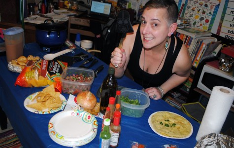 Spanish teacher uses food as teaching tool