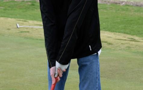 Golf practice focus