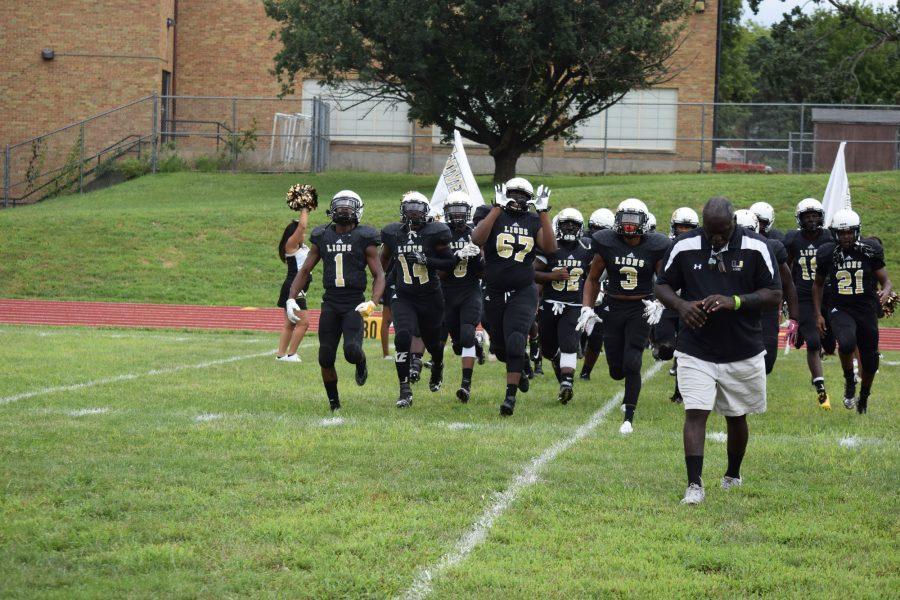 Hazelwood touchdowns fuel negativity