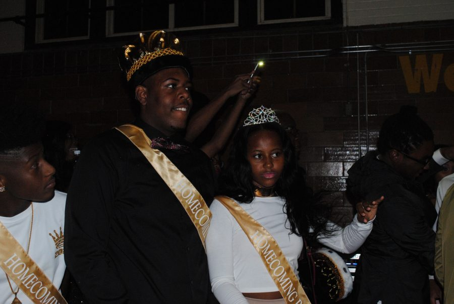 Homecoming dance exceeds expectations
