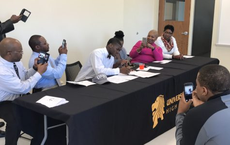 Crockett signs to Lindenwood