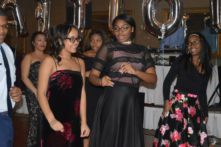'Royal Ball' crowns court for first time