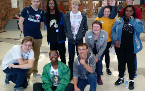 Latin club competes in Columbia