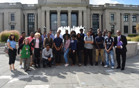 Students explore identity at Civil Rights exhibit