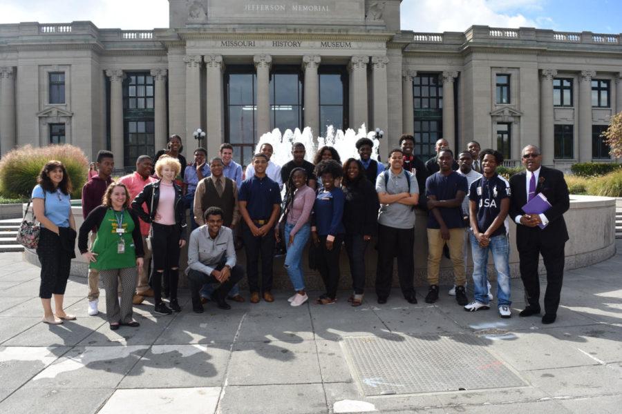 Students explore identity at Civil Rights exhibit