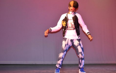 Talent show highlights students' skills