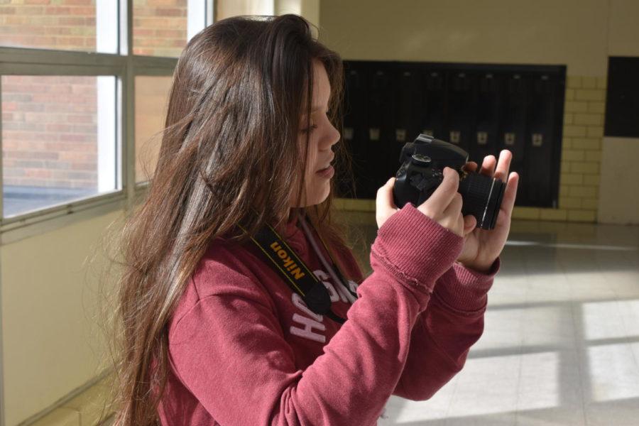 Exchange student adapts quickly to U. City