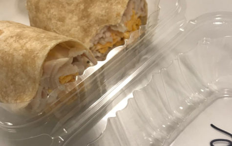Cafeteria food falls short of students' expectations
