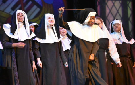 """Sister Act"" stars shines bright"