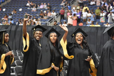 U. City celebrates 100th graduation