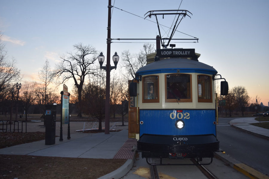 Trolley up and running after multiple delays