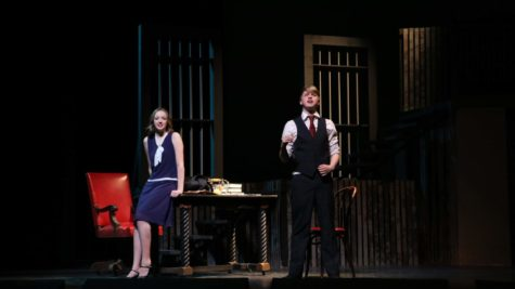 "Students perform in annual musical ""Chicago"""