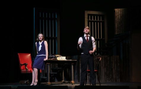 Students perform in annual musical
