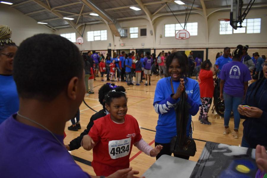 U. City hosts Special Olympics