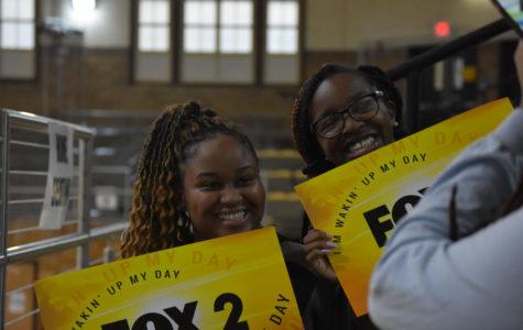 Fox 2 News' Pep Rally comes to UCHS