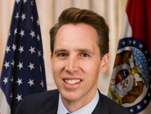 An open letter to Sen. Josh Hawley